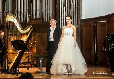Арфа и орган: сказочный вечер в Московской консерватории